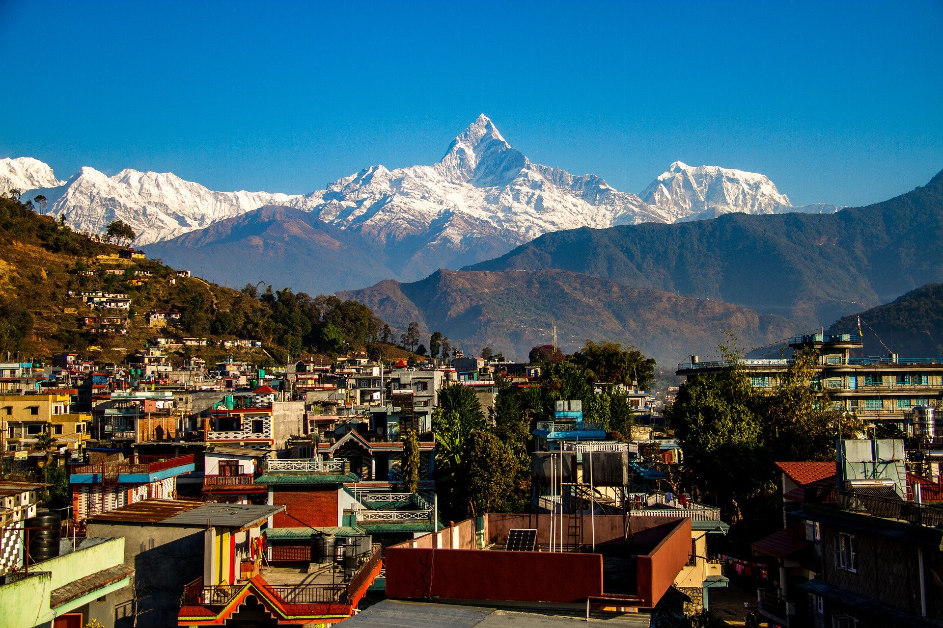 3 star hotels in pokhara, nepal